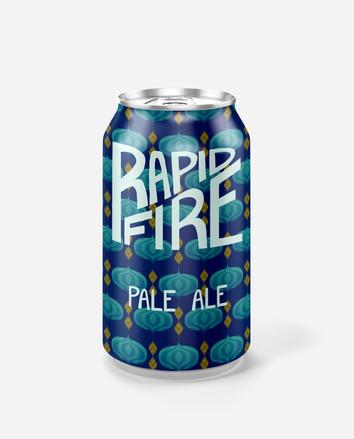 Rapid Fire - Mockup