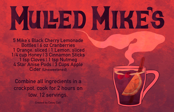 Cocktail Recipe - Mulled Mike's