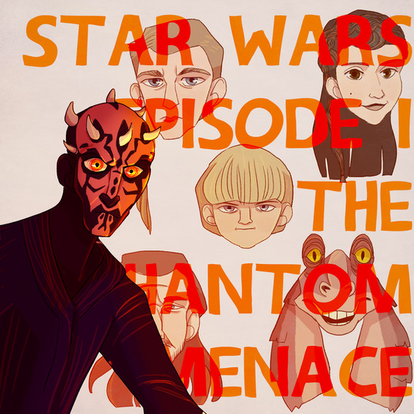 Star Wars - Episode I - The Phantom Menace