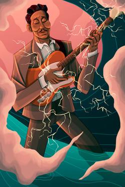 Muddy Waters - August 2019