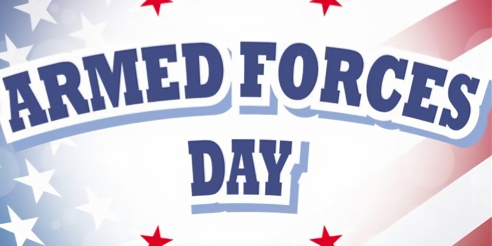 6th Annual Armed Forces Day Celebration