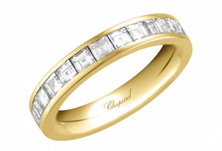 CHOPARD TIMELESS WEDDING BAND