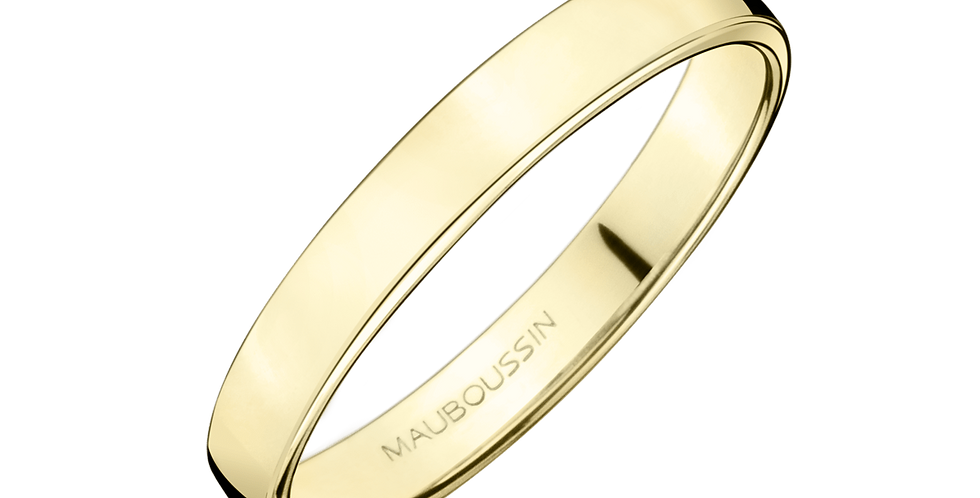 Fidelis Wedding Band (3,0mm)