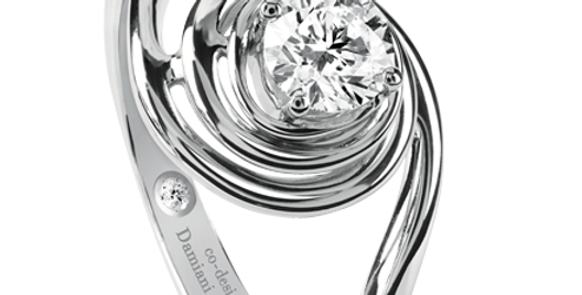 DAMIANI PROMISE Solitaire