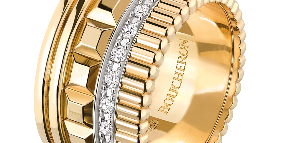Boucheron Quatre Radiant Edition Ring