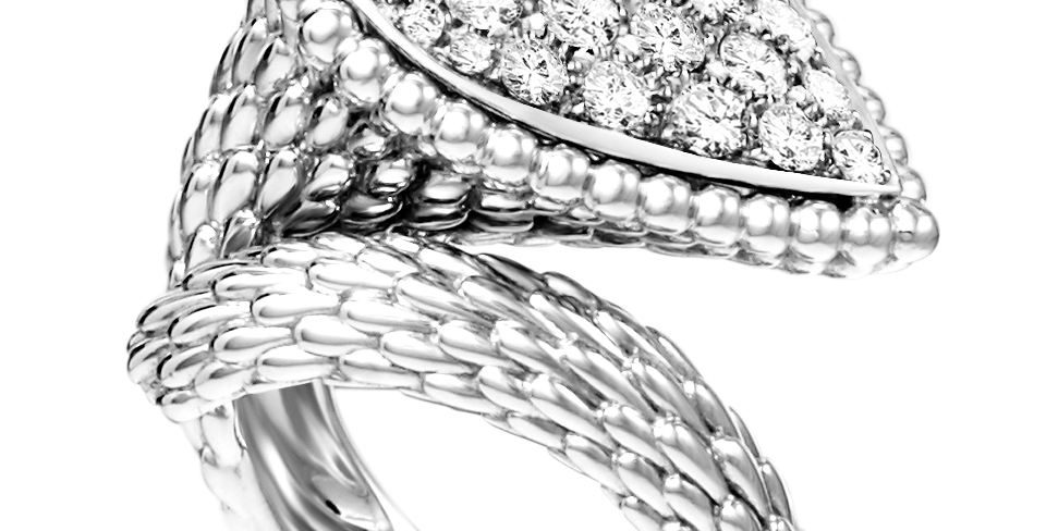 Boucheron Serpent Bohème Large Ring