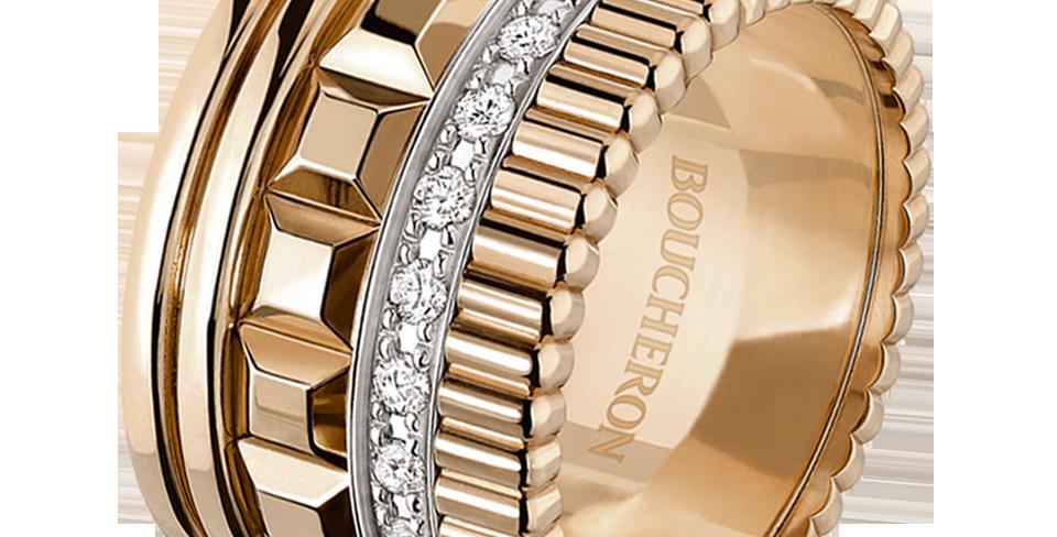 Boucheron Quatre Radiant Edition Large Ring