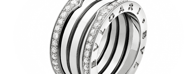 BVLGARI B.ZERO1 4-band ring