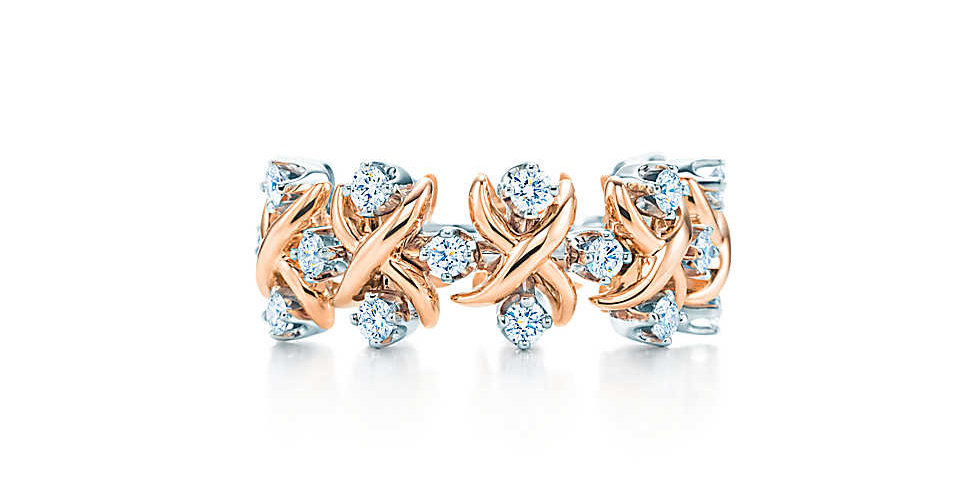 TIFFANY & CO. SCHLUMBERGER® Lynn Ring