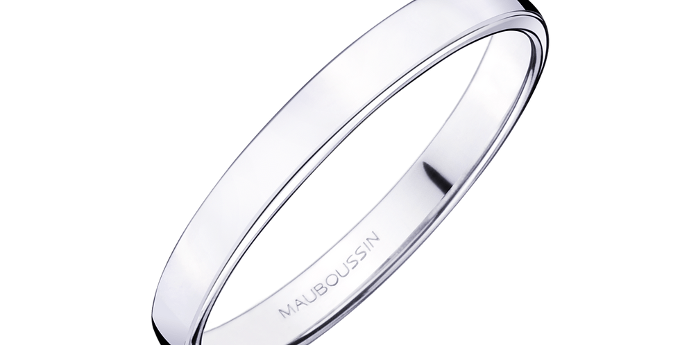 Fidelis Wedding Band (2,5mm)