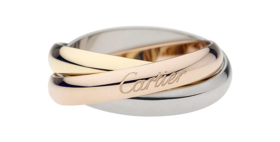 Cartier Trinity Classic Wedding band