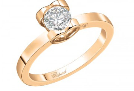 CHOPARD FOR LOVE RING 0.5 ct.