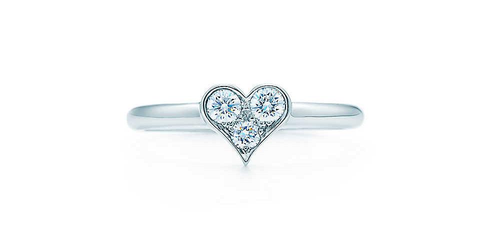 TIFFANY HEARTS™ Ring