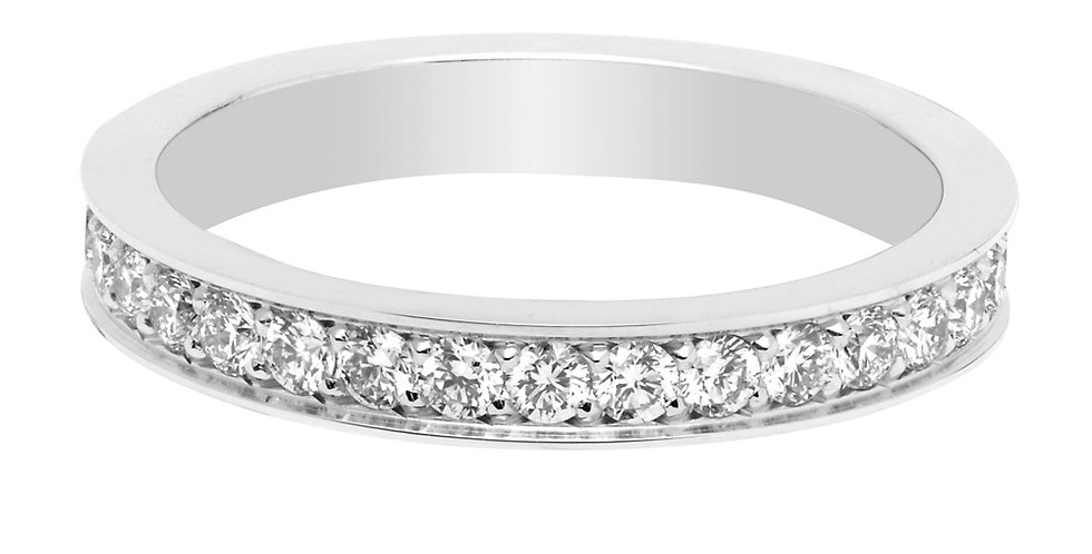 FRED Diamonds Wedding Band