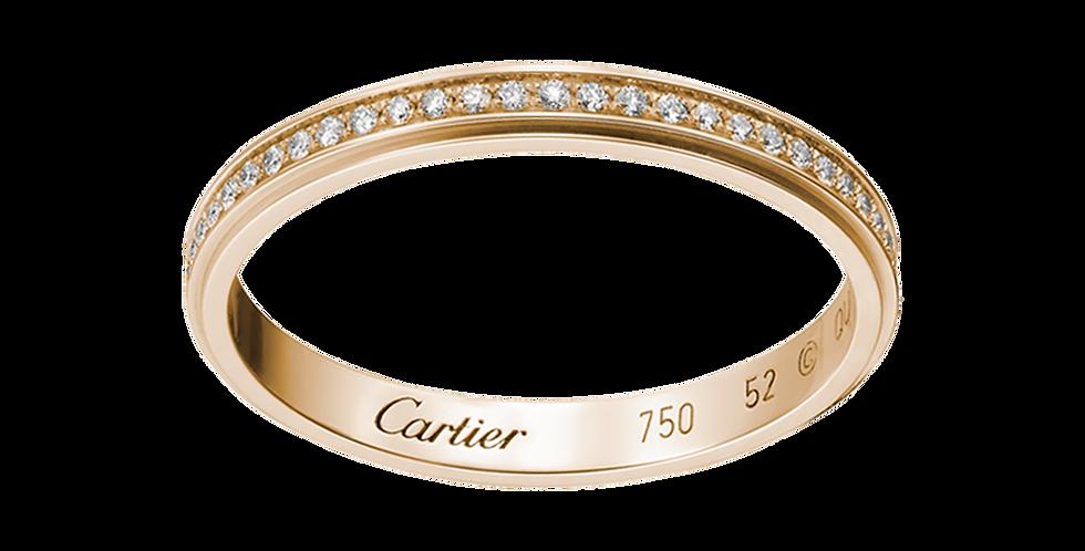 Cartier d'Amour Wedding band