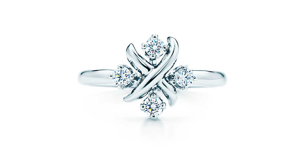 TIFFANY & CO. SCHLUMBERGER® Lynn Ring