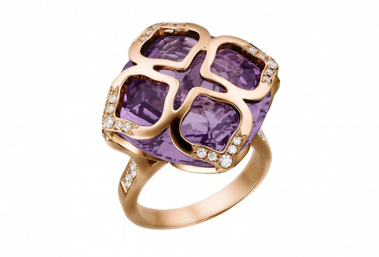 CHOPARD IMPERIALE COCKTAIL RING