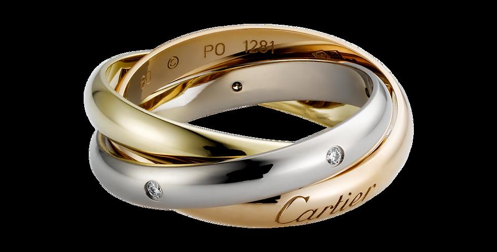 Cartier Trinity Wedding band