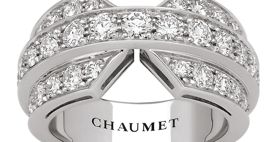 CHAUMET JOSÉPHINE BAND RING