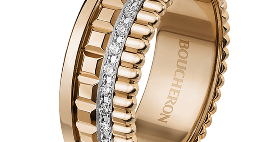Boucheron Quatre Radiant Edition Small Ring