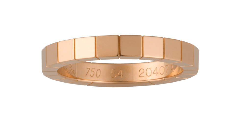 Cartier Lanières Wedding band