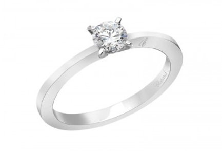 CHOPARD FOR EVER RING 0.3 ct.