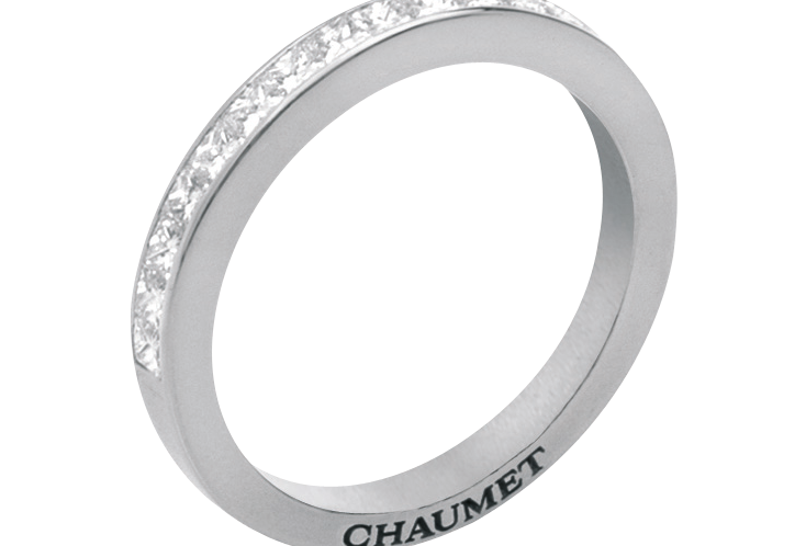 CHAUMET FRISSON WEDDING BAND