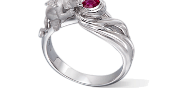 Carrera y Carrera DEVIL SOLITAIRE (RUBY)