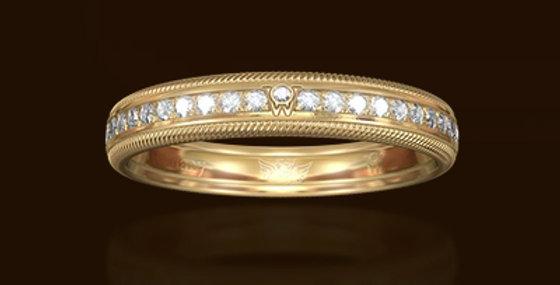 RING DIAMOND-JULIET