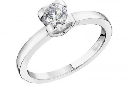 CHOPARD FOR LOVE RING 0.3 ct.