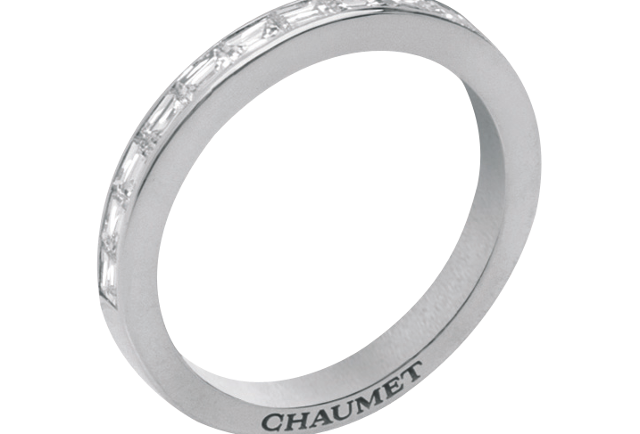 CHAUMET FRISSON WEDDING BAND