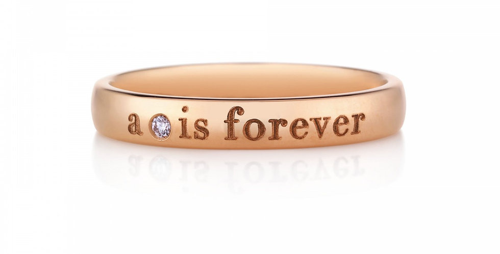 A DIAMOND IS FOREVER BAND