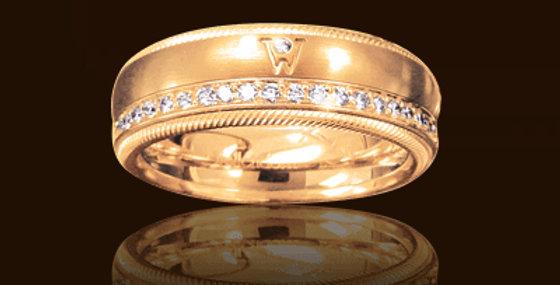 RING DIAMOND-VENUS