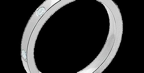 CHAUMET PLUME WEDDING BAND