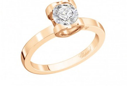 CHOPARD FOR LOVE RING 0.7 ct.