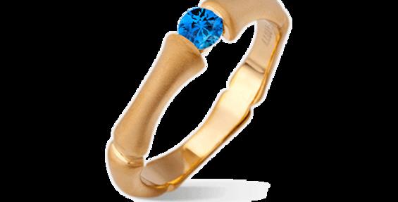 Carrera y Carrera BAMBÚ (BLUE SAPPHIRE)