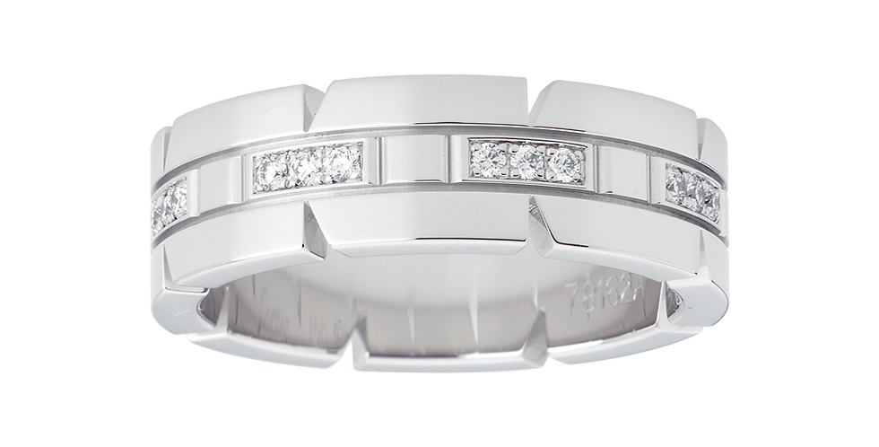 Cartier TANK Wedding band