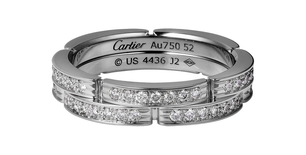 Cartier Maillon Panthère Ring
