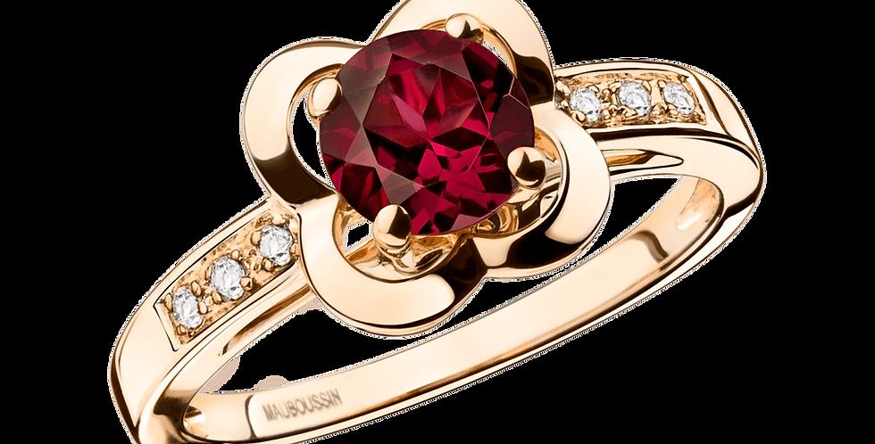 Desirez L'amour Rhodolite Ring