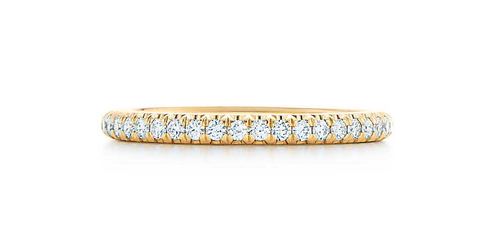 TIFFANY SOLESTE® Band Ring