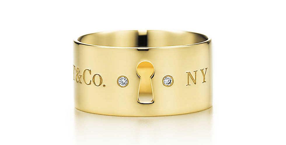 TIFFANY LOCKS Ring