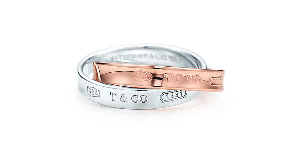 TIFFANY 1837™ Interlocking Circles Ring