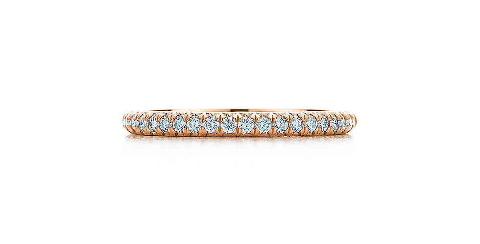 TIFFANY SOLESTE® Band Ring