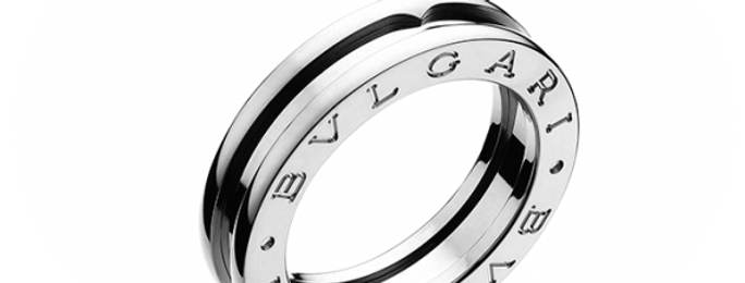 BVLGARI B.ZERO1 1-band ring