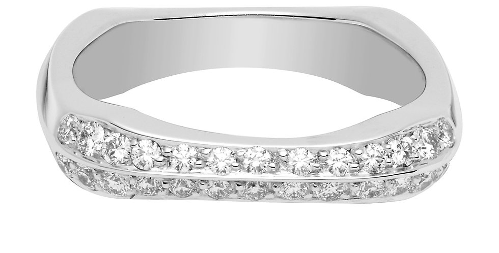 FRED Coup De Foudre Wedding Band