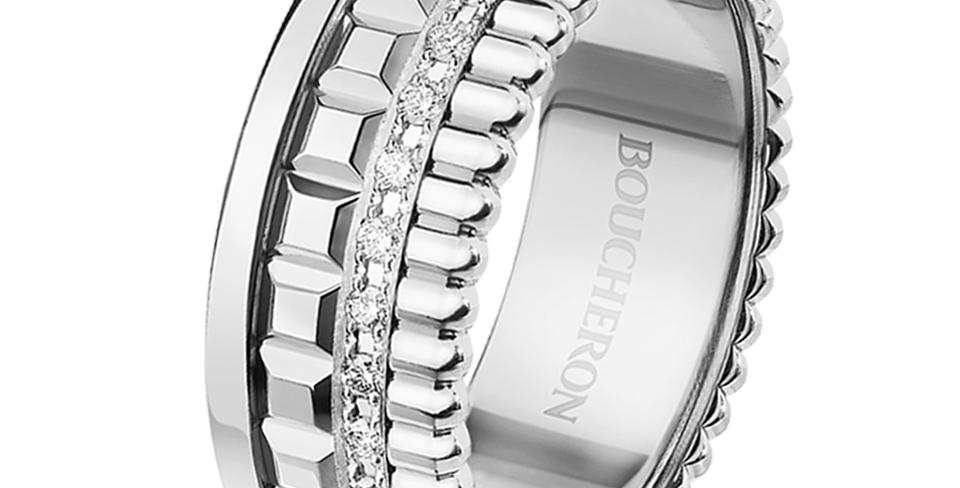 Boucheron Quatre Radiant Edition Small Ring