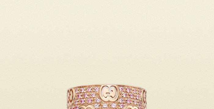 Gucci Icon Stardust wide band