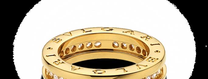 BVLGARI B.ZERO1 1-band ring