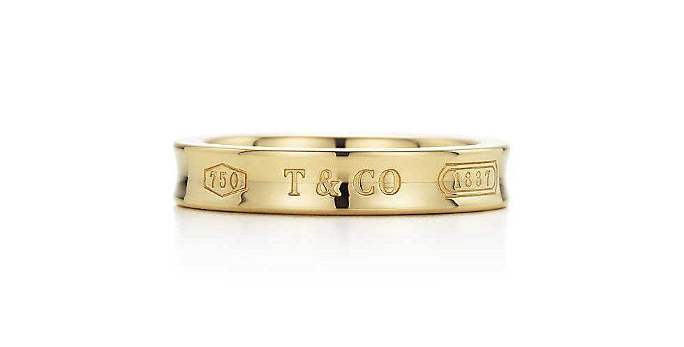 TIFFANY 1837™ Ring