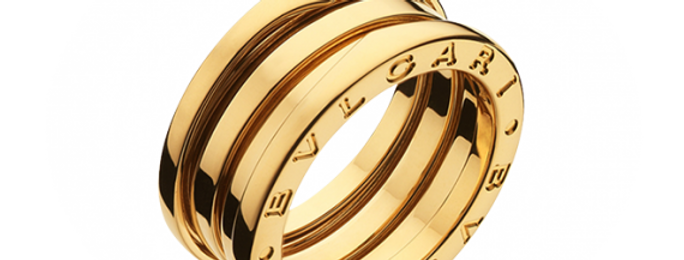 BVLGARI B.ZERO1 3-band ring